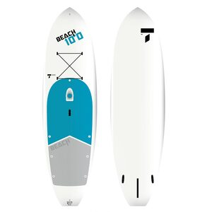 10' BEACH Cross Tough-Tec Stand-Up Paddleboard Package