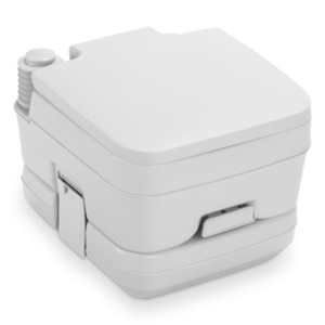 Sanipottie 962, All-in-One Portable Toilet