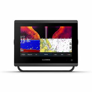 GPSMAP 743xsv Multifunction Display with BlueChart® g3 and LakeVÜ g3 Charts