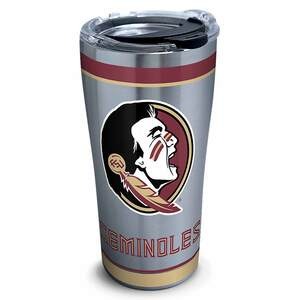 20 oz. Florida State University Tumbler with Lid