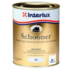 Schooner Varnish, Quart