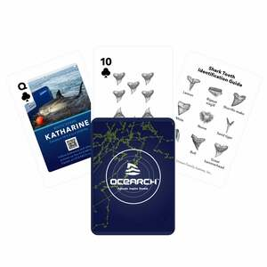 Shark Marine Life Playing/Tracking Cards, 1st Edition