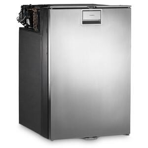 CRX-1140S Stainless Steel Compressor Refrigerator, 4.8 cu.ft.