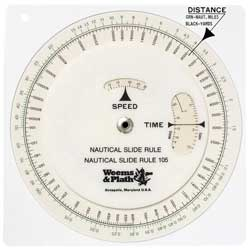 Nautical Slide Rule