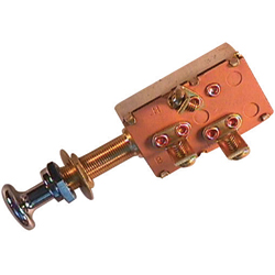 M-476 3-Position Push-Pull Switch