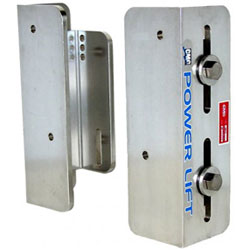 Two-Piece Manual Power Lift Set, 4""
