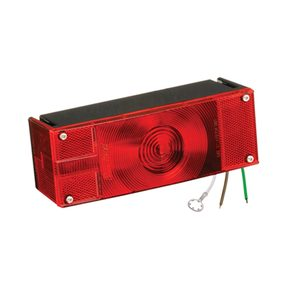 Waterproof Low Profile Left/Roadside Tail Light