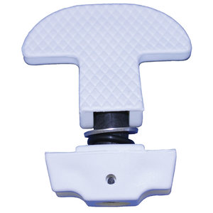 T-Handle, Hatch Replacement 'T', White