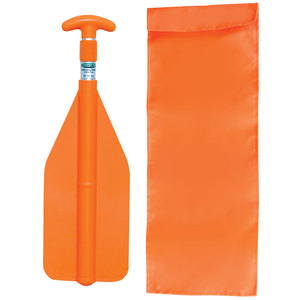 Personal Watercraft Telescoping Paddle with Storage Bag