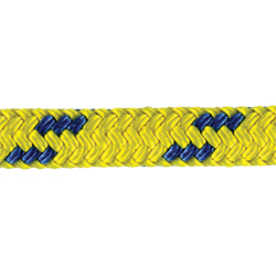 "7/16"" Dia. Floating Dinghy Tow Rope"