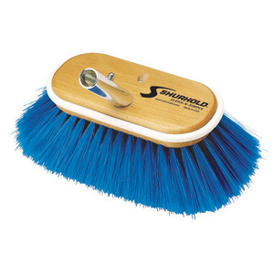 "6"" 970 Deck Brush, Extra Soft"