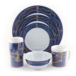 Galleyware Anchorline Dinnerware