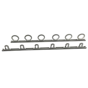 4' Trac-A-Rod Fishing Rod Rack, Holds 12 Rods