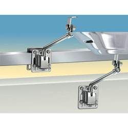 Magma Grills A10-240 Side-Square-Bulkhead Mount For Kettlle Grills