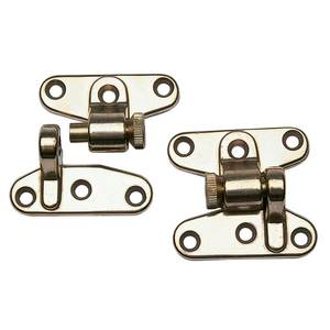 Snap-Apart Hinges - Bronze
