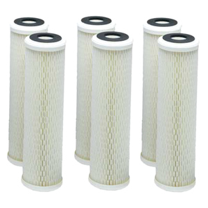 5 Micron Pre-Filters for Silt Reduction Kit, 6-Pack