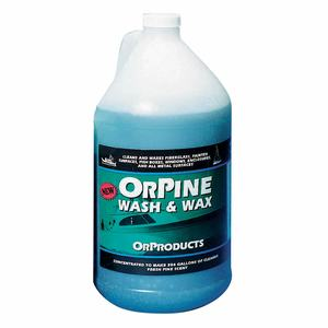 OrPine Wash & Wax, Gallon