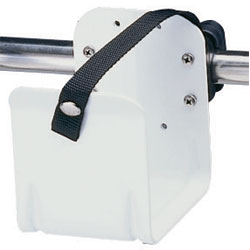 Horsehoe Buoy, Rail- or Flat-Mounting Bracket