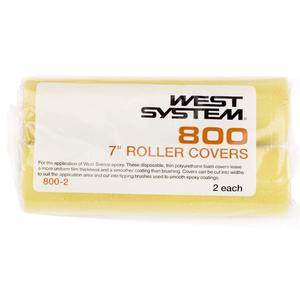 "#800 7"" Roller Covers, 2-Pack"