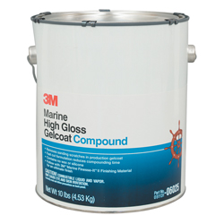High Gloss Gelcoat Compound Gallon
