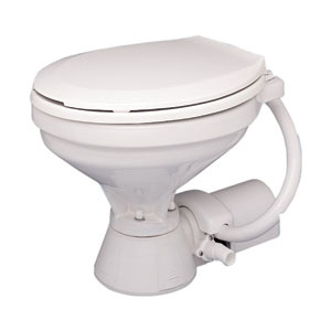 Compact Electric Toilet