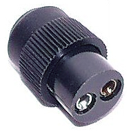 Plastic Winch Plug With Rubber Boot Fits T1650 Ap1500 Winches