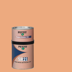 SR-21 Antifouling Paint, Bronze, Quart