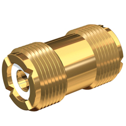 PL-258 Gold-Plated Connector