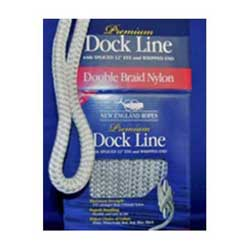 Premium Nylon Double Braid Dock Lines