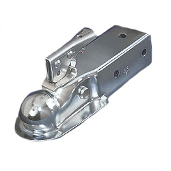 "Fas-Lok Trailer Coupler with 2"" Ball"