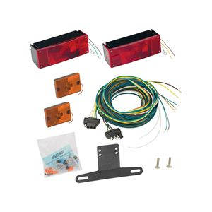 Marine Trailer Light Kit