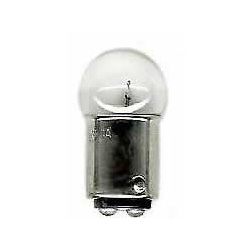 Double-Contact Bayonet Base Bulbs, 7W, 0.58A, 2-Pack