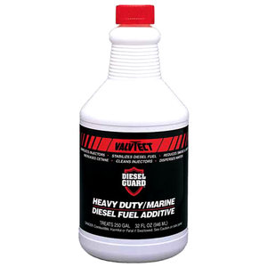 Heavy-Duty Marine Diesel Additive, 32 oz.