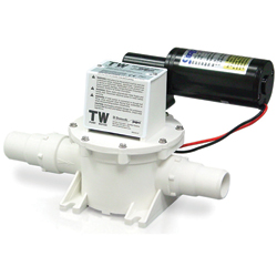12V T Series Waste Discharge Pump