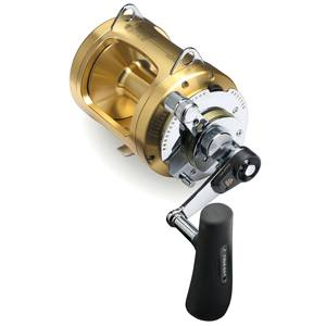 Tiagra A TI50WLRSA Big Game Two-Speed Conventional Reel