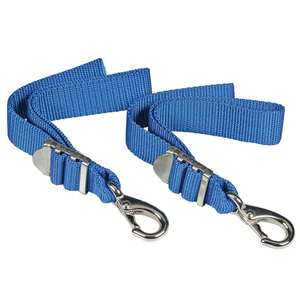 Fighting Belt Drop Straps