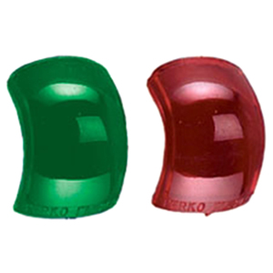 Replacement Lens Fits Perko Light 955, One Red/One Green