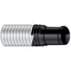 Series 120 Bilgeflex Bilge Hose, Sold Per Foot
