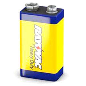 "Alkaline ""9V"" Battery"