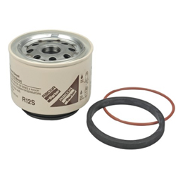racor fuel filters p series racor r12s spin on fuel filter water separator for series 120a  racor r12s spin on fuel filter water