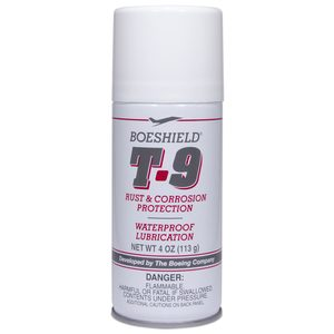 T-9 Spray Lube, 4 oz.