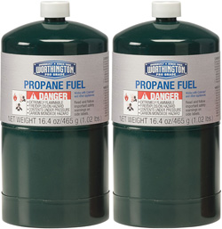 WORTHINGTON Disposable Propane Cylinders