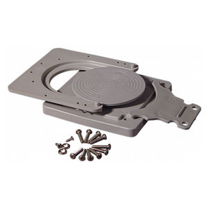 Quick-Disconnect Mounting Kit, Gray