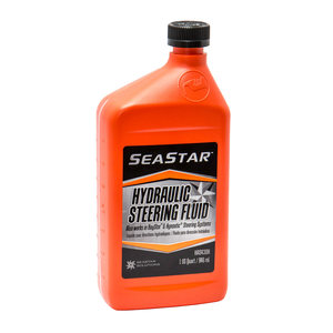 SeaStar Hydraulic Steering Fluid, 1 Quart