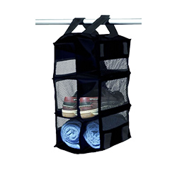 Boatmates Hanging Locker Bag 6 Compartment
