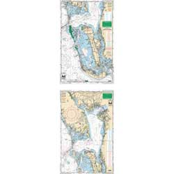Charlotte Harbor & Pine Island Nautical Chart