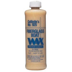 No. 925 Fiberglass Boat Wax