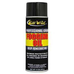 Fogging Oil, 12 oz.