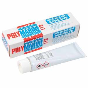 1-Part PVC Inflatable Boat Adhesive, 70mL Tube