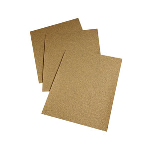 "Production Sandpaper Sheet 100C Grit, 9"" x 11"""